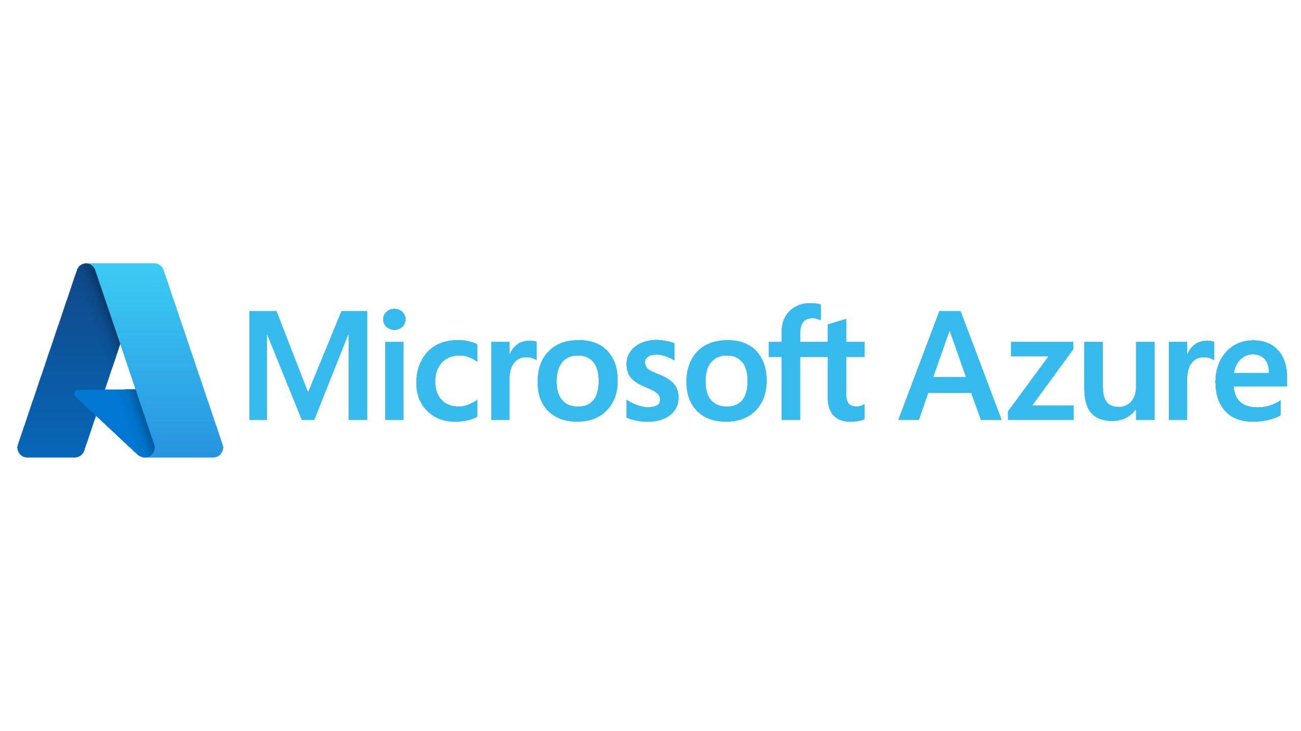 azure logotype