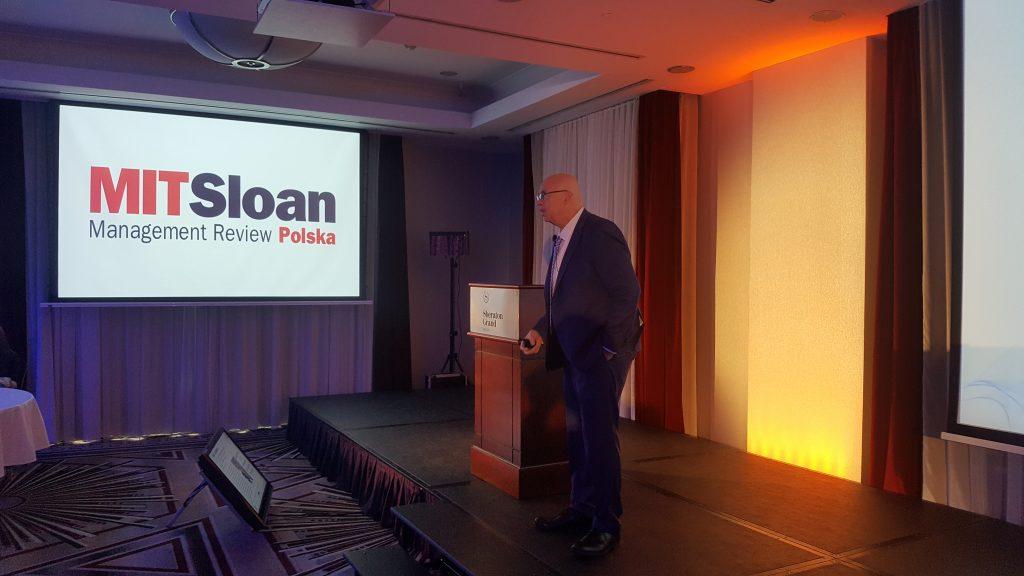 Dr Witold Jankowski (ICAN Institute) – inspiracyjne wystąpienie na temat trwającej już transformacji cyfrowej sprzedaży B2B.