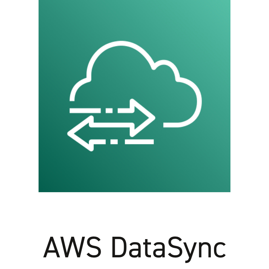 AWS Data Sync Logo Unity Group